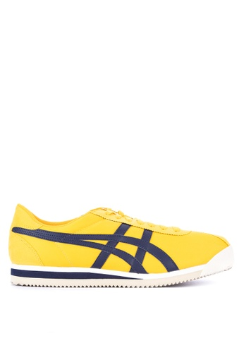 Onitsuka Tiger yellow Tiger Corsair Lace-up Sneakers E21F5SH7AC21ECGS_1