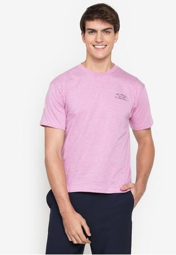 Artwork pink Internet Commitment T-Shirt 4263AAAC020055GS_1