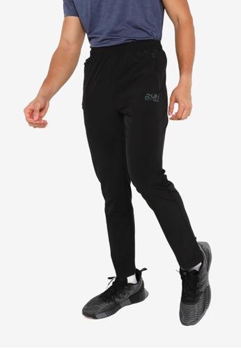 361° black Running Series Sports Pants 4C910AA09AC393GS_1