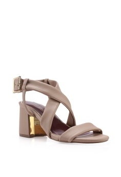 5c8e1e5d6cd River Island Soft Upper Block Heels S  62.90. Available in several sizes