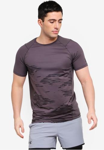 3e2836beb0 Buy Under Armour Mk1 Short Sleeve Camo Print Tee Online on ZALORA ...