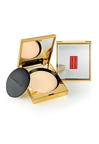 Elizabeth Arden beige EA Flawless Finish Ultra Smooth Pressed Powder Light EL686BE69BVMMY_1