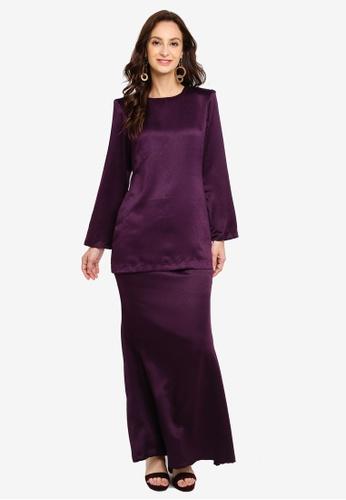 Butik Sireh Pinang purple KURUNG MODEN AZIZAH A673FAAEEECD5FGS_1