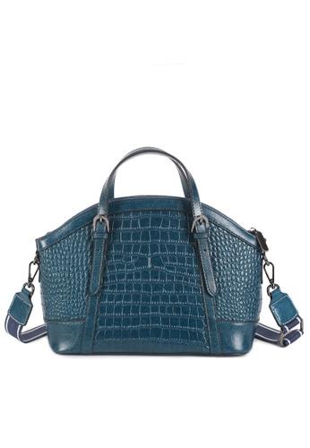 Twenty Eight Shoes Crocodile Texture Leather Crossbody Bags YLG55816 56EA4AC6E5CAE9GS_1