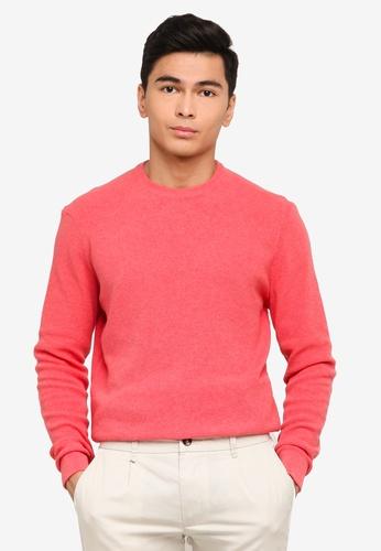 LC Waikiki orange Thin Knitwear Sweater 1F675AA8A1FA43GS_1
