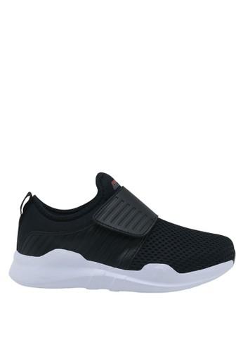 Precise black Precise Clever 2 JT Sepatu Pria - Hitam 99A74SH3D58441GS_1