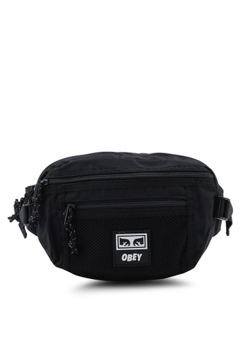 f922e0336eb Shop OBEY Conditions Waist Bag Online on ZALORA Philippines