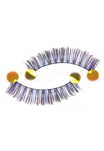 Pretty2u black and blue Handmade False Eyelashes A5-1 AD680BE7084ADEGS_1