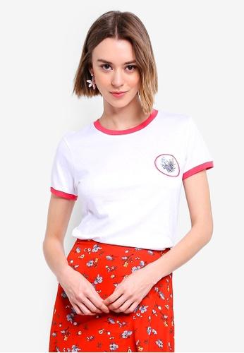 7f108a36 Buy Brave Soul Maira T-Shirt Online on ZALORA Singapore
