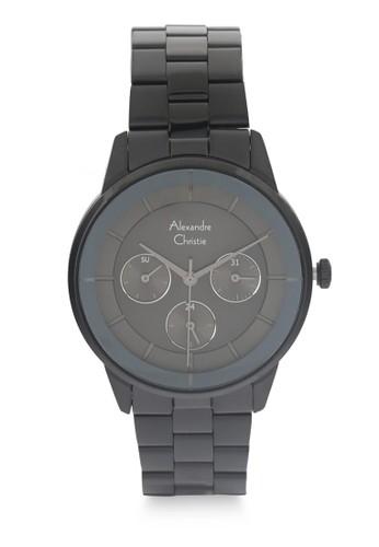 Alexandre Christie black Alexandre Christie Jam Tangan Wanita - Black - Stainless Steel - 2714 BFBIPBA New 24B4BAC1BC1407GS_1