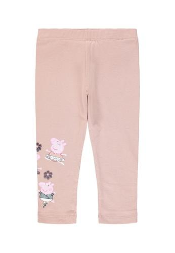 NAME IT pink Peppa Pig Sussie Leggings F951AKA5CD5D0FGS_1