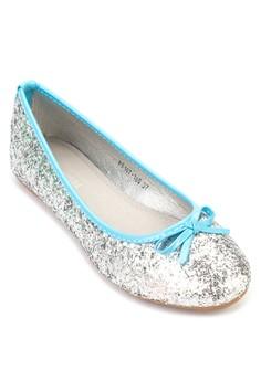 24' Glitter Ballet Flats