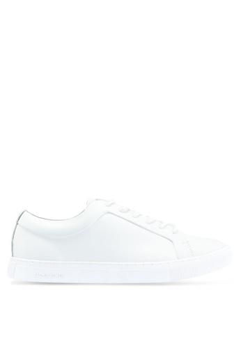Jack & Jones white Putnik Pu Bright White Sneakers 662D7SH718B7B8GS_1