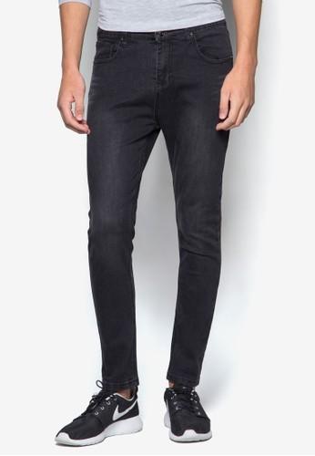 Side Whisker Wash Skinnyesprit台灣outlet Jeans, 服飾, 牛仔褲