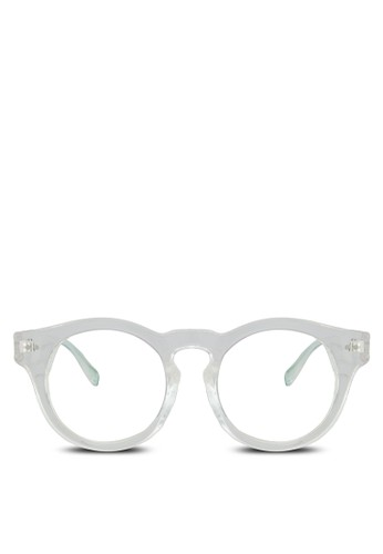 Nicholas 粗框zalora鞋造型眼鏡, 飾品配件, 眼鏡