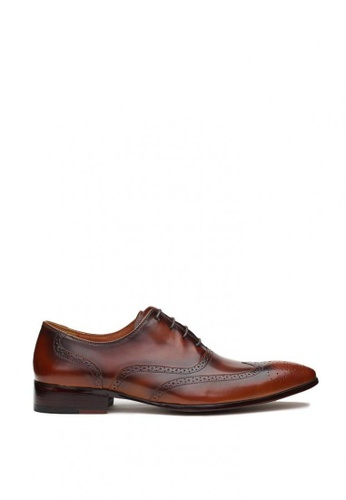 Kings Collection brown Elliot Shoes 97771SH241D47DGS_1