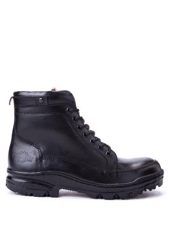 Caterpillar black BCAT-08 Boots CA367SH83ELKPH_1