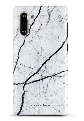 Polar Polar white Classic White Samsung Galaxy Note10 Dual-Layer Protective Phone Case (Glossy) F894CAC15178E5GS_1