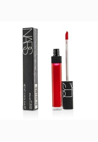 NARS NARS - Lip Gloss (New Packaging) - #Eternal Red 6ml/0.18oz 539FCBE236E03EGS_1