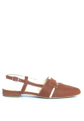 STEFANIA BALDO brown Prime Sandal Brown 983D4SHCF6B5EFGS 1 bbabc85b413