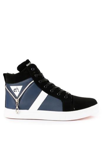 Rocklander blue and multi Rocklander Sneakers RO753SH0VG5PID_1