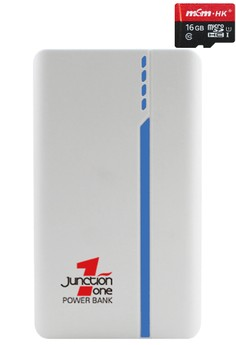 Powerbank 13000mAH With FREE 16gb microSD card CLASS10