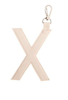 Letter X Milano Key Holder