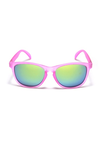 2i's to eyes pink and green 2i's Sunglasses - Lara 2I983AC19ZUUHK_1