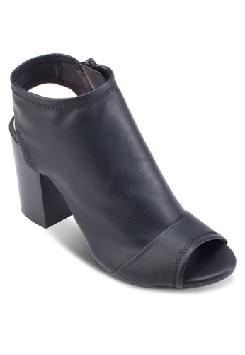 露跟粗esprit 鞋跟露趾涼鞋, 女鞋, 鞋
