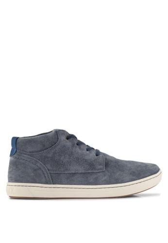 Birkenstock navy Bandon Sneakers 3083BSHF83420EGS_1