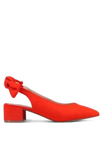 Dorothy Perkins orange Orange Gossip Heels F08D0SH40ECCEAGS_1
