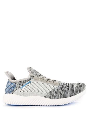 Homypro grey Vince Sneakers F662DSH734974CGS_1