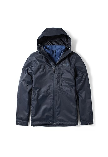 The North Face navy The North Face Men Arrowood Triclimate Jacket Navy Blue-NF0A4NCLLMW 45DA4AAD0FEC3BGS_1