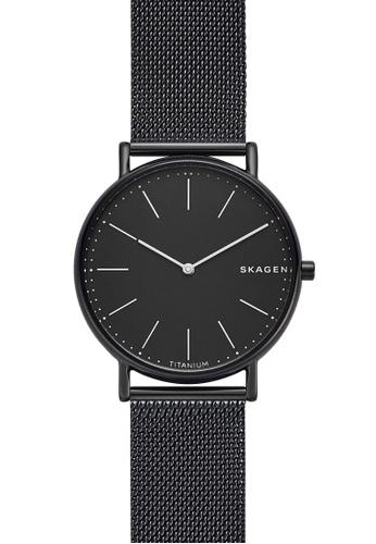 Skagen black Signatur Analog Watch SKW6484 79EB6ACCEE8018GS_1