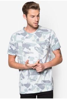 Geometric Shape Print T-Shirt