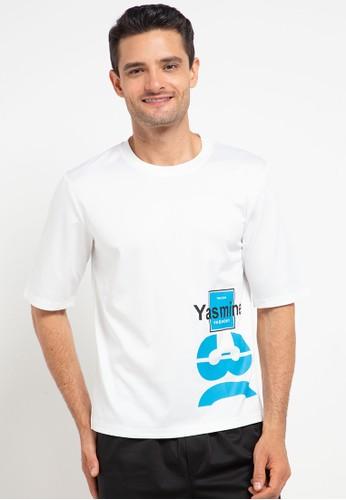 XXMAKE white XXC142 White T-shirt Pria 9328BAA74E0722GS_1