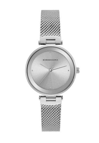 BCBG silver BCBGMAXAZRIA Silver Watch 2091BACA23AAAEGS_1