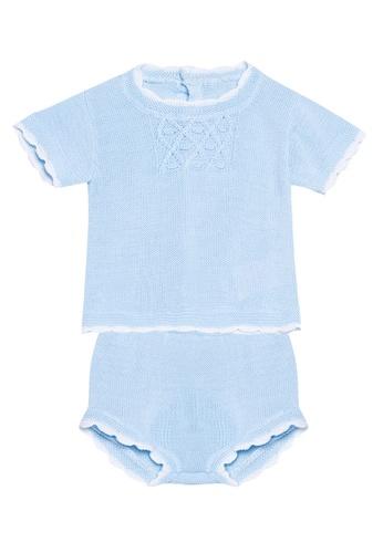RAISING LITTLE blue Wilson Knit Set B0188KAF866FB8GS_1