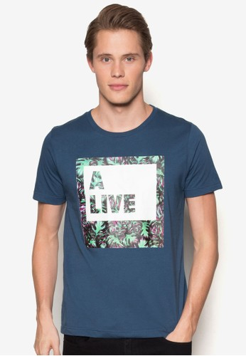 印花文字設計TEE, 服飾, 印esprit china圖T恤