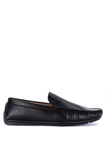 Mendrez black Victor Loafers BCDE2SH6AFECA7GS_1