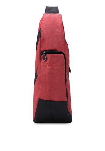 Healthy Back Bag red Urban Traveller Sling Bag HE382AC0S5FCMY_1
