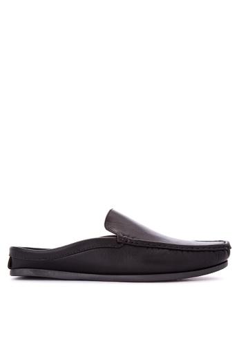 Preview black Froilan Half Loafers PR211SH0KAOGPH_1