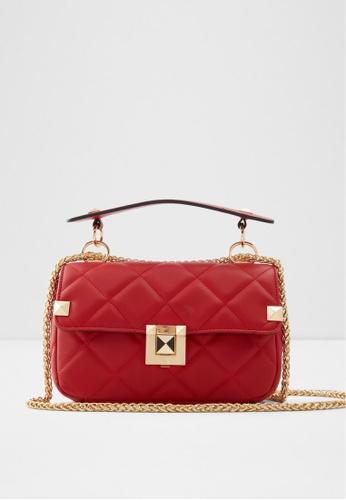 ALDO red Rhireria Shoulder Bag 0469DAC746A2A0GS_1