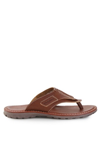 Watchout! Shoes brown Sandal Thongs WA021SH0V7XTID_1