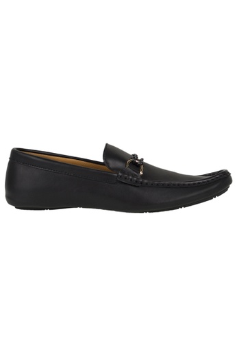 Tomaz Tomaz Rolo Braided Buckle Loafers 5BF51SH16A256CGS_1
