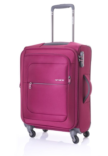 Samsonite red Samsonite Populite Spinner 55/20 Exp SA186AC13XKWSG_1