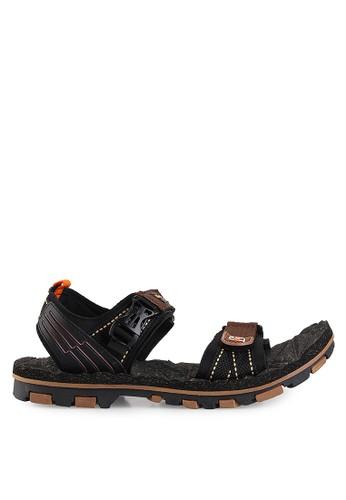 Homyped brown Merbabu 01 Men Sandal Gunung HO842SH47GYUID_1