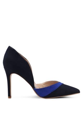 Miss KG blue Cobey High Heel Court Shoes A2B7FSHB357180GS_1