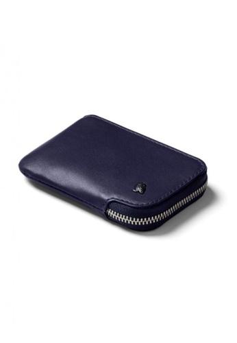 Bellroy blue Bellroy Card Pocket - Navy. D0BBFAC9C5C8C4GS_1