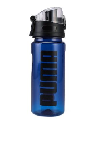 PUMA blue Training Sportstyle Water Bottle 9FC04ACBE33F64GS_1